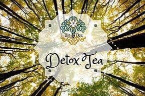 Detox Tea - cleansing tea