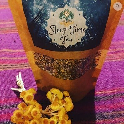 sleep time tea