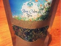 stay calm tea - natural calming tea for anxiety